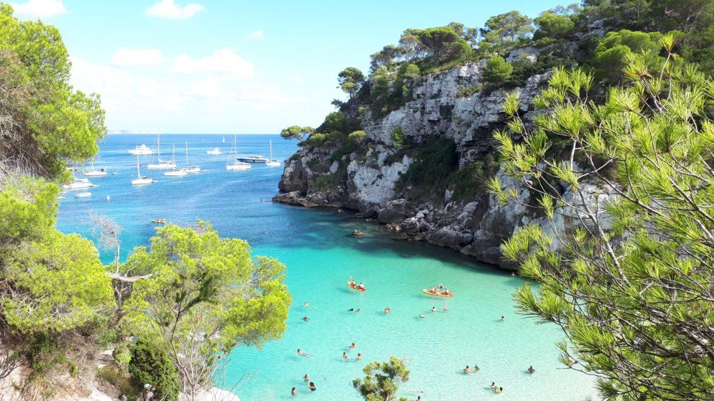 Spiaggia Cala Macarelleta